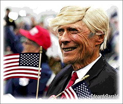 DONALD EASTWOOD (edoardo.baraldi) Tags: elezioniamericane clinteastwood trump repubblicano usa