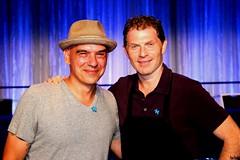 Michael Symon- Bobby Flay (Thom Sheridan) Tags: thomsheridan michaelsymon bobbyflay autismspeaks chefgala cleveland 2016 clevelandmagazine