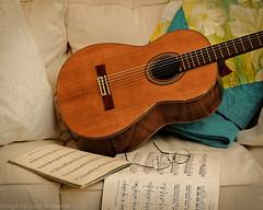 quiet interlude (plachance) Tags: music musicalinstrument guitar serene restful canonef24105f4l dxo