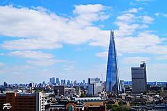 the shard (fcphotography56) Tags: london skyline londonskyline cityskyline theshard towers skyscrapers