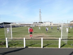 Portland Park, Troon (poity_uk) Tags: scotland football stadium soccer meadow stadion ground calcio troon ayrshire fusball voetball fitba irvinemeadow football portlandpark medda fusballplatz troonfc irvinemeadowxi