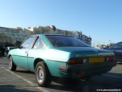Mensuelle La Rochelle - Opel Manta (Deux-Chevrons.com) Tags: auto france classic car classiccar automobile automotive voiture coche oldtimer larochelle manta opel ancienne classique opelmanta