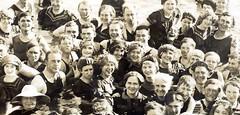 May, 1915 The Great Salt Lake (Historicimage) Tags: swimming vintage utah saltlakecity americana americanhistory vintagephoto vintagephotograph vintagephotography vintagejapan vintageswimsuit utahhistory vintageswimming