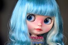 *Blueberry Cupcake**