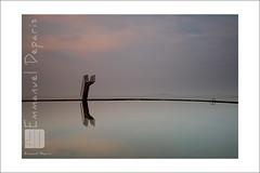 Dive in the sky (Emmanuel DEPARIS) Tags: france saint nikon bretagne quay reflet reflect cote emmanuel d800 plongeoir breitz deparis darmors