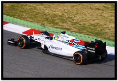 Felipe Massa (Larios252) Tags: barcelona test canon is williams f1 days massa l 70200 f4 felipe montmelo 2015 50d 20215