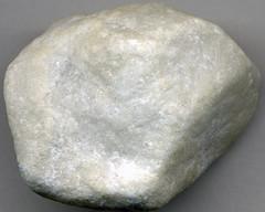 Rock gypsum (gyprock) 2 (James St. John) Tags: rock rocks gypsum sedimentary chemical gyprock evaporite
