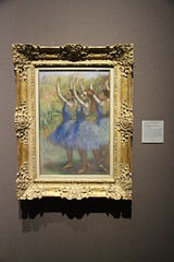My favourite image (roger_forster) Tags: london three gallery dancers violet national degas tutus