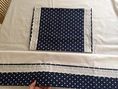 Lençol + fronha (mari_mellone) Tags: berço lençol fronha