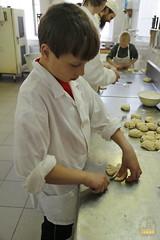 4. «Жаворонки» в святогорской пекарне