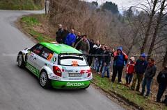 Rally Il Ciocco e Valle del Serchio 2015 (Tripodi Massimiliano) Tags: del rally valle il e s2000 skoda fabia 2015 serchio ciocco artino ghilardi