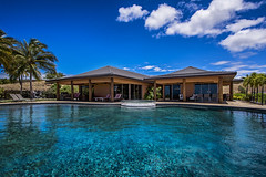 Pool Side 1 (HawaiianVirtualTours) Tags: pool real island photography hawaii big estate view williams brent kona hale nani select loa kailua