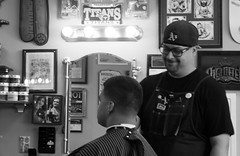 Done Right Barber Shop (Pro Photo Photography) Tags: haircut scissors barbershop barber flattop clippers pomade pomp hairgrease layrite doneright