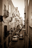 Normal life (Iustin Ouatu) Tags: world life street italy cars architecture composition nikon balcony atmosphere sicily normal narrow trapani d3200 nikontop