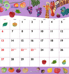 September (kimikahara) Tags: art apple fruits animal illustration design purple needlework embroidery giraffe  grape