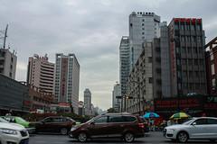 Chengdu ville grise