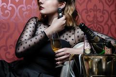 5K (Viviana Cardona Photographer) Tags: fun style bloggers editorial moetchandon libe