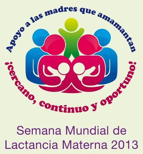 Semana Mundial de la Lactancia Materna 2013