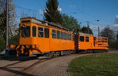 Rangiertriebwagen (Mr G Spot) Tags: museum munich münchen tramway strassenbahn historisch mvg fmtm mvgmuseum freundedesmünchnertrambahnmuseums