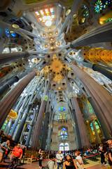 Sagrada (Adrien Huvey) Tags: barcelona spain barca espagne barcelone catalogne catalognia