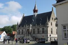 Stadthuis Damme (a-r-a-55) Tags: damme belgien stadthaus stadthuis