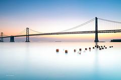Morning Calmness (davidyuweb) Tags: longexposure morning francisco long exposure sfist luckysnasphot calmnesssan