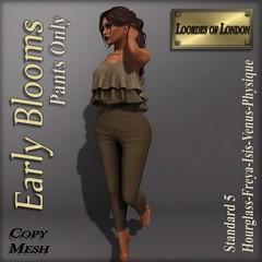 Loordes of London-Early Blooms-#2 1 (loordesoflondon) Tags: sale secret 60l my 72916