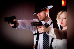 Gangster SEXY! (A Gun & A Girl.) Tags: guns girls muscles arms shootingguns hotguns gunshotwounds blood gettingshot sexygirls hotgirls girlsshootingguns girlsgettingshotwithaguns girlswithguns