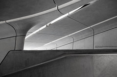 Messner Mountain Museum Corones (annapaola.scudieri) Tags: mountain museum architecture concrete mmm inside zaha hadid corones messner