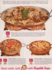 Campbell's 1958 (moogirl2) Tags: vintage retro 1958 50s campbells 50sstyle vintageads retrofood 50sfood