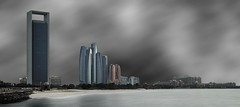 Abu Dhabi Skyline (stefan.lafontaine) Tags: uae vae united arabic emirates abu dhabi