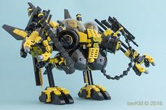 tkm-STILTwalker-03 (tankm) Tags: lego moc stilt walker mech