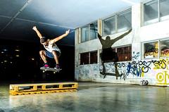 Sk8 (Johnidis) Tags: street shadow sports jump nikon skating skate sk8 d5100 johnidis