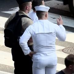 IMG_5281 (danimaniacs) Tags: newyork hat uniform military cap timessquare sailor fleetweek