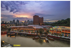Clarke Quay @ Singapore (wsboon) Tags: clarkequay singapore nikon d5300 tamron tamron100240mmf3545 100240mmf3545 cityscape pimp masteratwork singaporelandscape singaporecity water sky clouds land architecture color exposure dri blending corporate cruise singaporecruise skyscrapers nocommentsimplyperfectsingaporeview view singaporefamouslandmarks singaporetouristattractions relax tourist tourism city singaporecityscape travel buildings centralbusinessdistrict cbd composition perspective design light google search asia visit destination photo photograph peopleculture uniquelysingapore singapura holiday heart nocturne nocturnal calm serene explore
