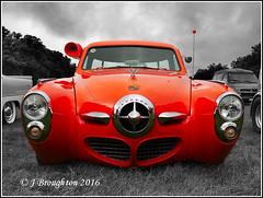 Blenheim_2016_AM50_32 (johnzsv) Tags: show england car vintage outside automobile m1 olympus palace event american oxford studebaker blenheim woodstock oxfordshire em1
