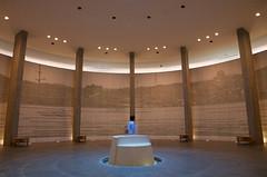 Hiroshima National Peace Memorial Hall for the Atomic Bomb Victims (ELCAN KE-7A) Tags: park japan hall memorial peace pentax hiroshima national  bomb atomic victims   2016     k5s