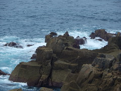 9july21 (Kadekade) Tags: view water crash cliff waves rock landsend end lands