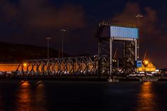 Swansea Dry docks (technodean2000) Tags: swansea city dry docks deep black white bw nikon d610 lightroom tamron 70200mm f28 south wales blackandwhite monochrome