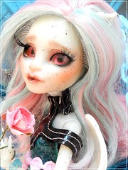 Scarlett  (Pliash) Tags: doll fashion monster high mh puppet tales puppettales cute kawaii fabulous gorgeous rochelle goyle haunted