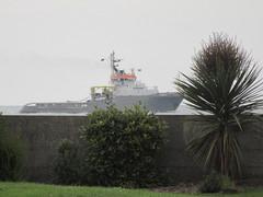 Union Sovereign (LookaroundAnne) Tags: greatyarmouth yarmouth norfolk ship vessel sea