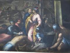 """Eta del bronzo"", dtail, 1610, Sante Peranda, Salle du Labyrinthe, Palais ducal, Mantoue, province de Mantoue, Lombardie, Italie. (byb64 (en voyage jusqu'au 09-10)) Tags: mantoue mantova mantoa mantua provincedemantoue provinciadimantova gonzague gonzaga lombardie lombardia lombardy lombardei italie italy italia italien europe eu europa ue bonacolsi palais palacio palace palazzo labyrinthe stanzadellabirinto xvie xviie 16th 17th marchettocara santeperanda"