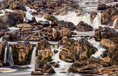 (badbroy85) Tags: adventure scenery waterfall longexposure photography nature great falls virginia nikon smooth rocks rapids nd1000 ndfilter