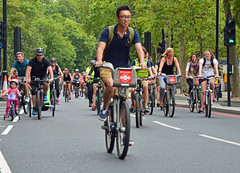 Ride London 4 (Travis Pictures) Tags: london westminster bicycles bike bikes cycling cycle cycleevent prudentialridelondon 2016 summer july city capitalsoftheworld capitalcity road bicycle recreation transport transportforlondon outdoors outside centrallondon nikon d5200 photoshop