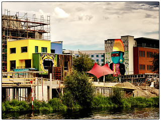 Spreefarben / Colours of the River Spree