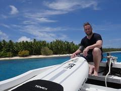 Boattrip around the Marshallese Islands!