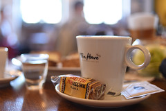 Deventer koek (=Mirjam=) Tags: nikond750 35mm odc deventer koek bussink sweet coffee cappuccino focus light augustus 2016