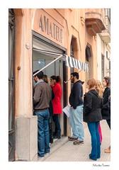 Hora del almuerzo / Lunch time (feluss2016) Tags: lunch people gente almuerzo negocio business group grupo amateur