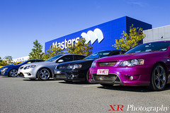 FPVGTC Cruise #5 07.08.16 (xrphotography) Tags: ford falcon fg fpv fgx fpgvt bf ba boss gtp gt gtf sprint rspec turbo xrphotography