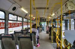 En tramway  Sarajevo (Vincent Rowell) Tags: raw tonemapped balkans2016 bosniaandherzegovina sarajevo tram